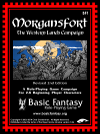 Cover of Morgansfort: The Western Lands Campaign