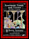 Cover of Fortress, Tomb, and Tower: The Glain Campaign